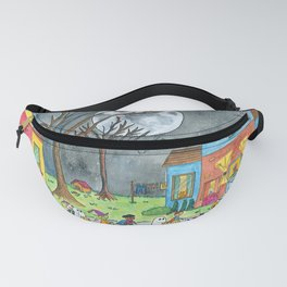 Trick or Treat Fanny Pack