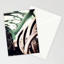 Vintage Bikes Stationery Cards