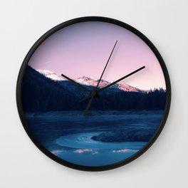 Safe in a Dream Wall Clock