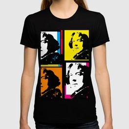 OSCAR WILDE (4-UP POP ART COLLAGE) T-shirt