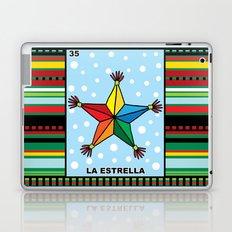 Christmas Loteria La Estrella Laptop & iPad Skin