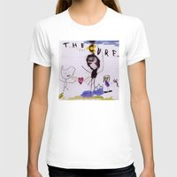 the cure T-shirts featuring The Cure - Self Titled by NICEALB