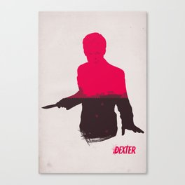 The Dark Passenger Canvas Print