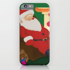 Sleeping Santa Slim Case iPhone 6s