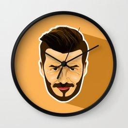 David Beckham Wall Clock