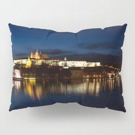 Prague Castle @night Pillow Sham