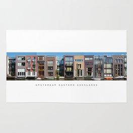 Amsterdam Eastern Docklands 1 Rug