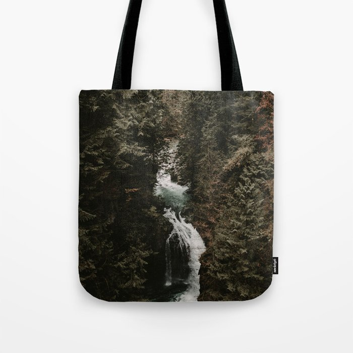 Forest Fall Tote Bag