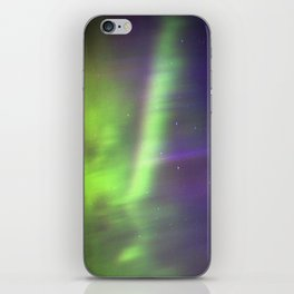 Dancing Lights iPhone Skin