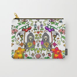 Mirror Spring & Reapers Carry-All Pouch