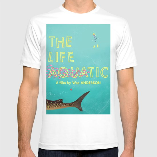 The Life Aquatic T-shirt
