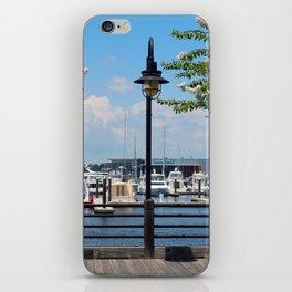Riverfront Scene iPhone Skin