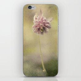 Columbine in LOVE iPhone Skin