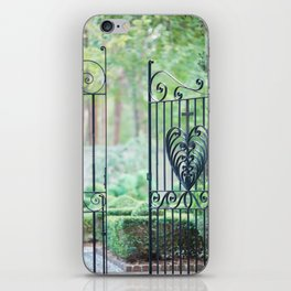 Heart Gate iPhone Skin