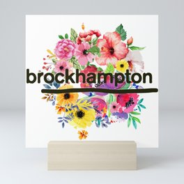 Brock hampton Flower Mini Art Print