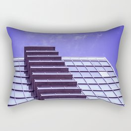 Squares and Rectangles Rectangular Pillow