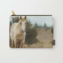 Awkwardly Appealing Carry-All Pouch