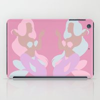mermaids iPad Cases featuring Mermaids by Polvo