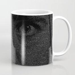 Man on the Moon Screenplay Print Coffee Mug