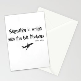Phoebe Buffay Stationery Cards