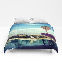 California Dreamin' Comforters