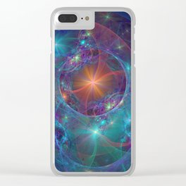 flock-247-12342 Clear iPhone Case