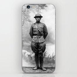 Harry S. Truman - WWI Military Uniform iPhone Skin