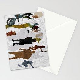 Street Boys Stationery Cards