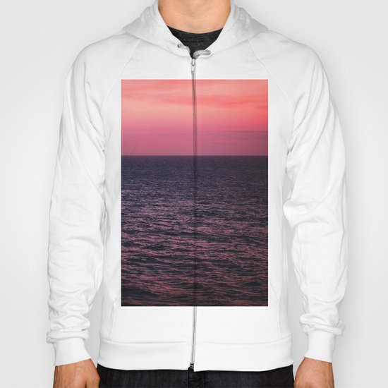 Pretty Pink Sunset Hoody