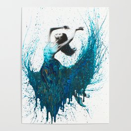 Ocean Gem Dance Poster