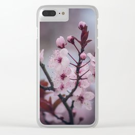 183 - Blossom Clear iPhone Case