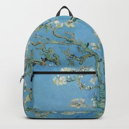 Vincent Van Gogh - Almond Blossoms Backpack