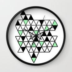 Geometría Wall Clock