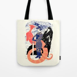 The Knight, Death, & the Devil Tote Bag