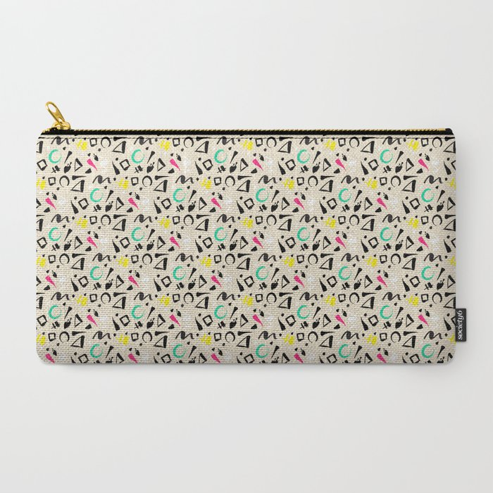 Katy's Pattern Carry-All Pouch