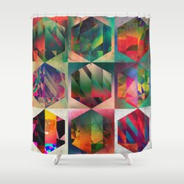 hy^xy Shower Curtain