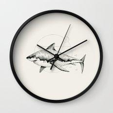 'Wildlife Analysis VIII' Wall Clock