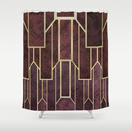 Timeless Shower Curtain