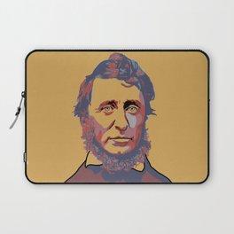 Henry David Thoreau Laptop Sleeve