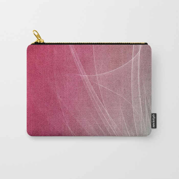 Abstract Lines 2 Carry-All Pouch