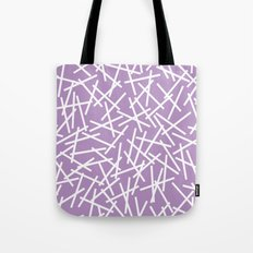 Kerplunk Orchid Tote Bag