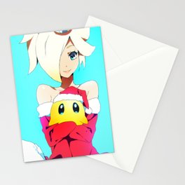 Christmas Rosalina and Luma Stationery Cards
