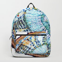Lime Tree Backpack