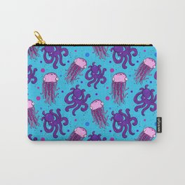 Awkward Sea Critters Carry-All Pouch