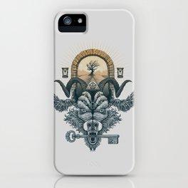 Gatekeeper iPhone Case