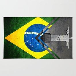 Flags - Brazil Rug