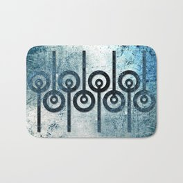 Order in Abstract I Bath Mat