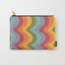 Rainbow Stripes 2 Carry-All Pouch
