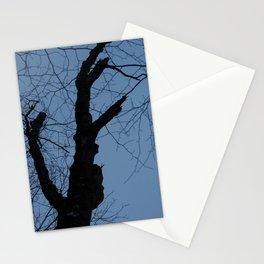 Winter After Dusk Stationery Cards