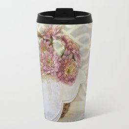 Message in a Basket  Travel Mug